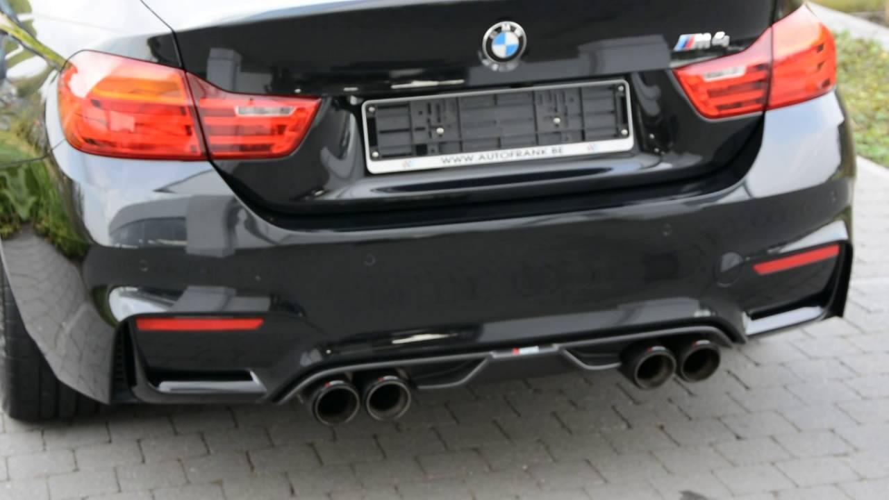 Ongekend Akrapovic Uitlaat Exhaust BMW M4 bij Auto Frank - YouTube HA-85