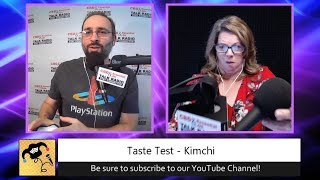 Show #23 - Expensive Whiskey, Kimchi taste test, ghosts & more!