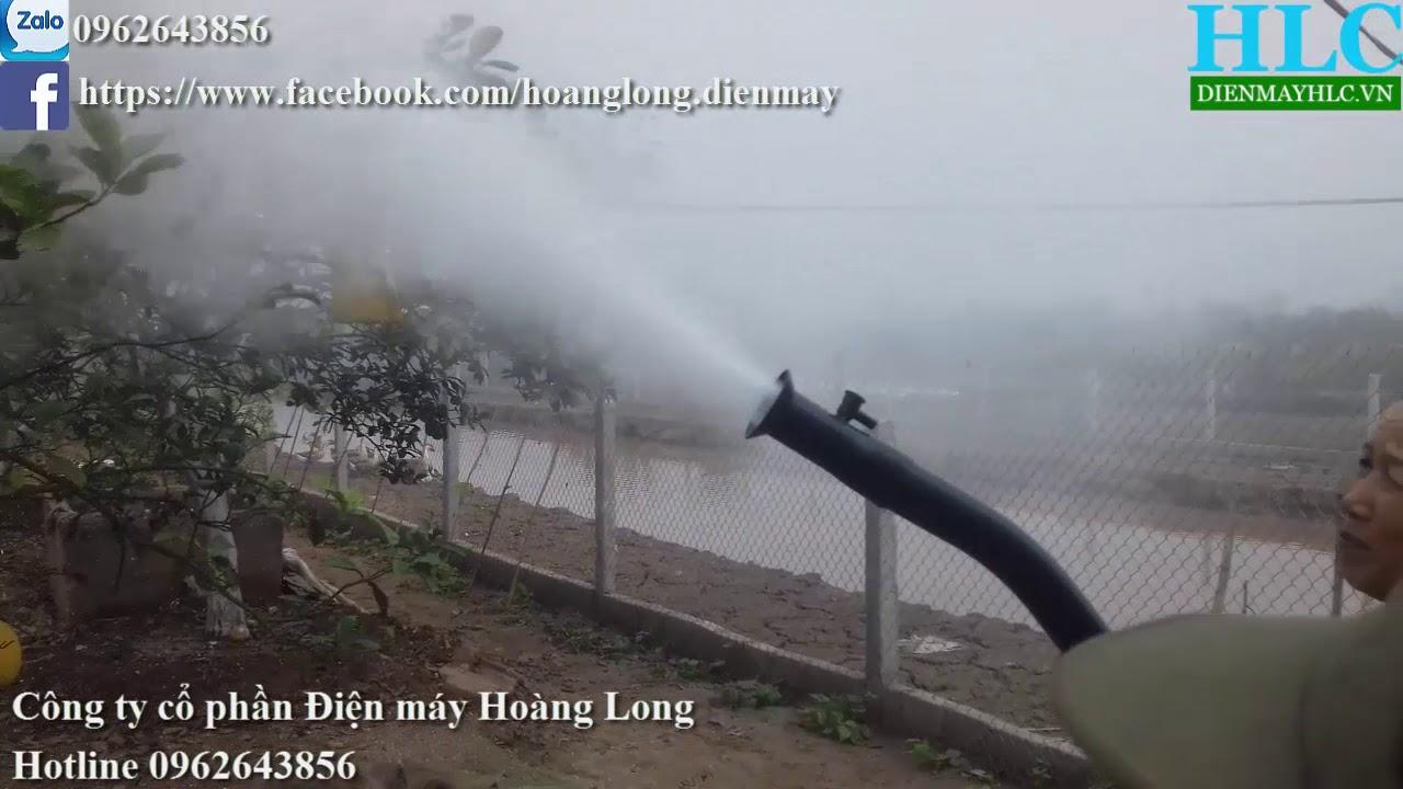 Máy phun vôi bột, máy phun thuốc trừ sâu, phun phân bón lá đa năng số 1 Việt Nam