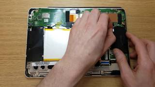 Asus Transformer Pad TF103C (Model K010) How to fix bad touch screen connection