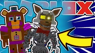 How To Get Scrapped Wires, Showtime, Brew It Badges in Roblox Random Fnaf Roleplay