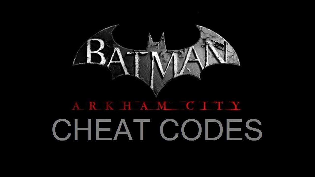 Batman Arkham City Command Cheat Codes