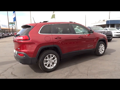2017 JEEP CHEROKEE Reno Carson City Northern Nevada