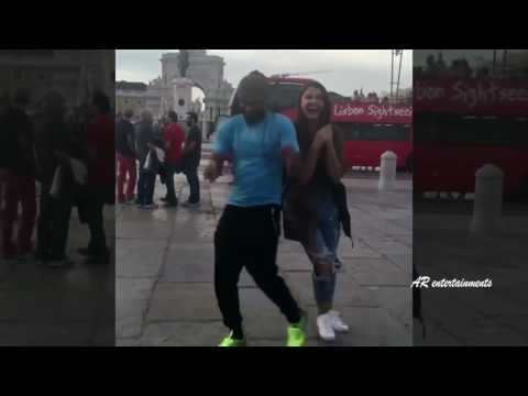 Anushka Sharma Dances On The Streets Of Lisbon During The Shoot Of The Ring Movie