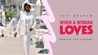 Jaki Graham | When A Woman Loves (BTS) – The Brian Power Remix
