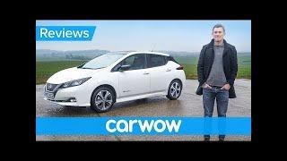 Nissan Leaf 2018 EV in-depth review   Mat Watson Reviews