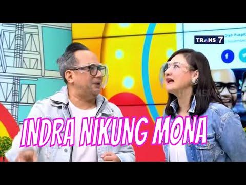 Sukses Nikung, Ini Alasan Indra Brascou0026Mona Ratuliu Nikah Muda | BUKAN BISIK BISIK (14/12/20) Part 1