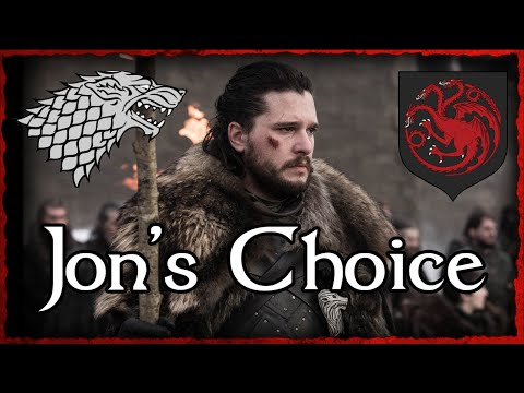 🧙 Jon's Choice To Become Aegon | Game Of Thrones Episode 4 Analysis