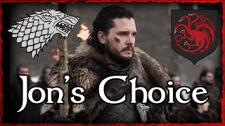 Download Jon's Choice to become Aegon | Game of Thrones Episode 4 Analysis Mp3 and Videos