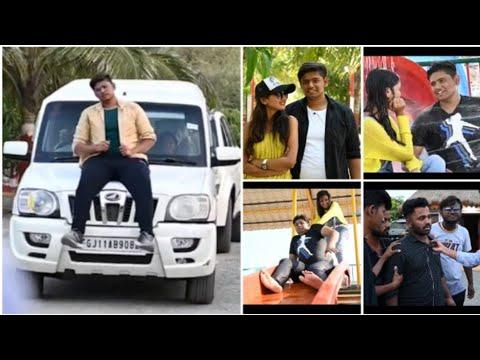 Bollywood vs ગુજરાતી (reality)    Priyanka chudasma    video by Harshrajsinh Gohil