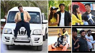 Bollywood vs ગુજરાતી (reality) || Priyanka chudasma || video by Harshrajsinh Gohil