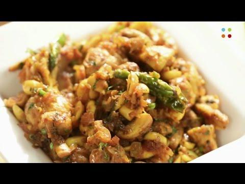Turban Tadka | Mushroom Stir-Fry Recipe | Episode 11 | Segment 2 | Chef Harpal Sokhi