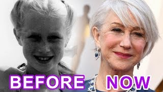 WOMAN and TIME: Helen Mirren