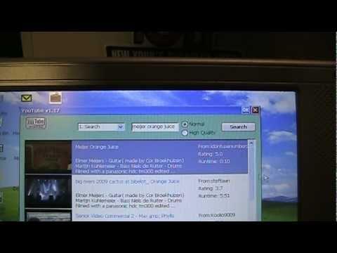 $89 Sylvania Windows CE Netbook detailed review