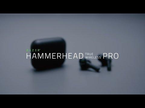 Razer Hammerhead True Wireless Pro   Instructional Video