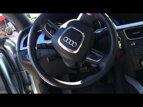 AUDI A5 Sportb 2.0TFSI Quattro S-Line for rent ( Switzerland Bevaix)