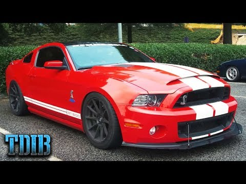 SCARIEST Stock Car You Can Buy : 750HP Shelby GT500 Super Snake Review