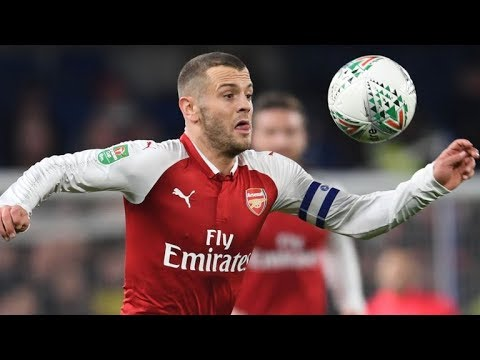 "What is the deal with this Jack Wilshere contract dispute?! | Ft Lee ""Gunnerbang"" Gunner"