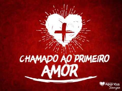Pregação - Chamado ao Primeiro Amor  Pr Marcio Pereira