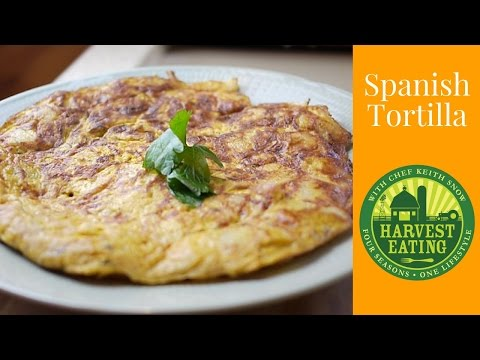 Spanish Tortilla-Tortilla de Patatas