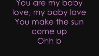 Nicole Scherzinger ft. Will.i.Am - Baby Love with lyrics