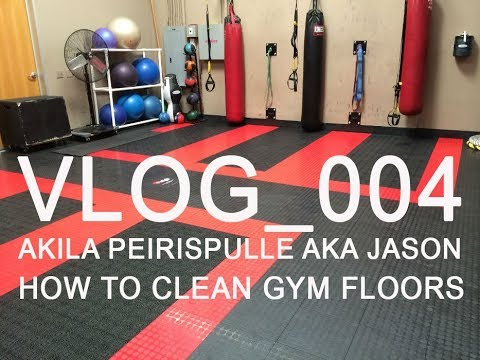 Awesome How To Clean Rubber Floors In Gyms