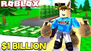 ROBLOX BANKING SIMULATOR! *MAKING $1 BILLION*