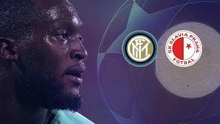 INTER vs SLAVIA PRAHA | UEFA CHAMPIONS LEAGUE | Triggering the maximum match pleasure! 🎧⚫🔵