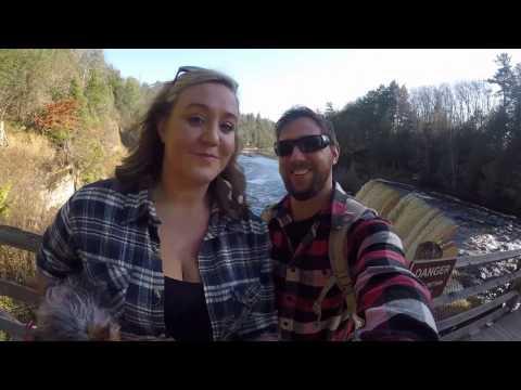 Tahquamenon Falls- Fall 2016
