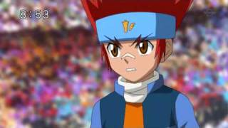 Metal Fight Beyblade Episode 24 Part 3