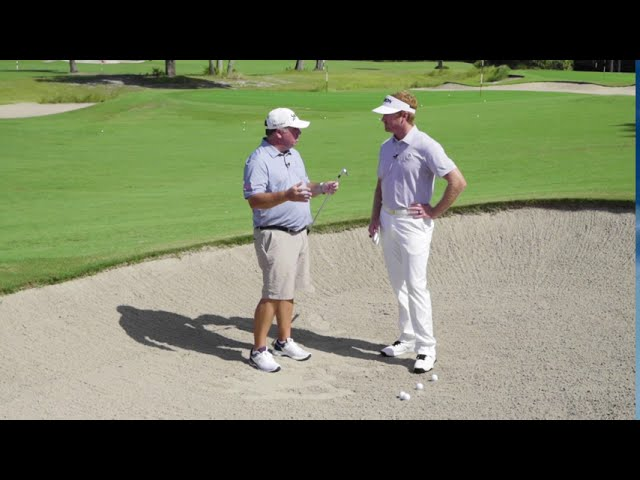 Find Your Bunker Club   Cleveland Golf