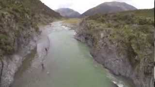 видео Горы Новой Зеландии