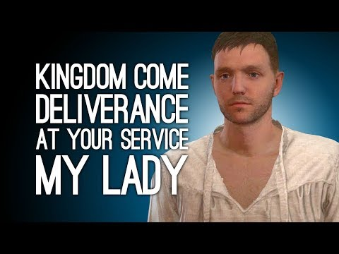 Let's Play Kingdom Come Deliverance: At Your Service My Lady Pt 1 (WEDDING PLANNING FOR STEPHANIE)