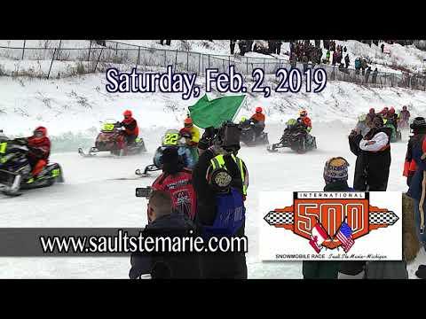 I-500 Commercial For Feb 2019 Race In Sault Ste Marie, MI