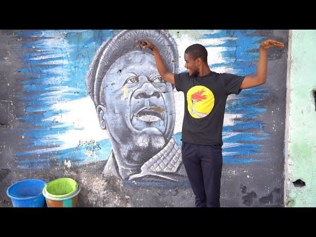 Kinshasa, carrefour des langues et des arts - Video France 24