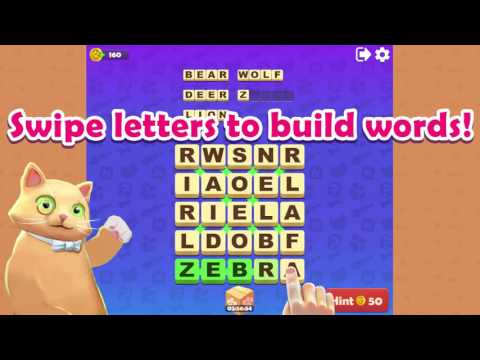 Kitty Scramble: Word Finding Game - Apps on Google Play