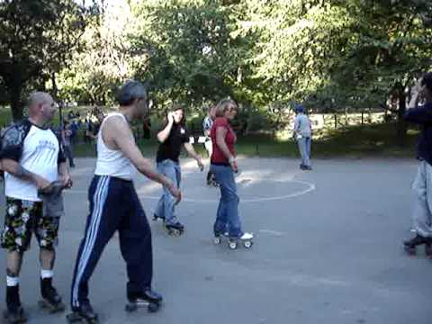 Roller Skating Dance #1
