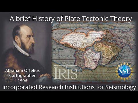 Brief History of Plate Tectonics (Educational)