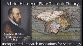 Brief History of Plate Tectonics (Educational)