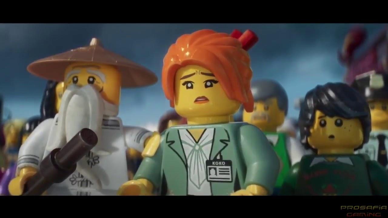 Lego Ninjago Movie End Huge SPOIL !!!