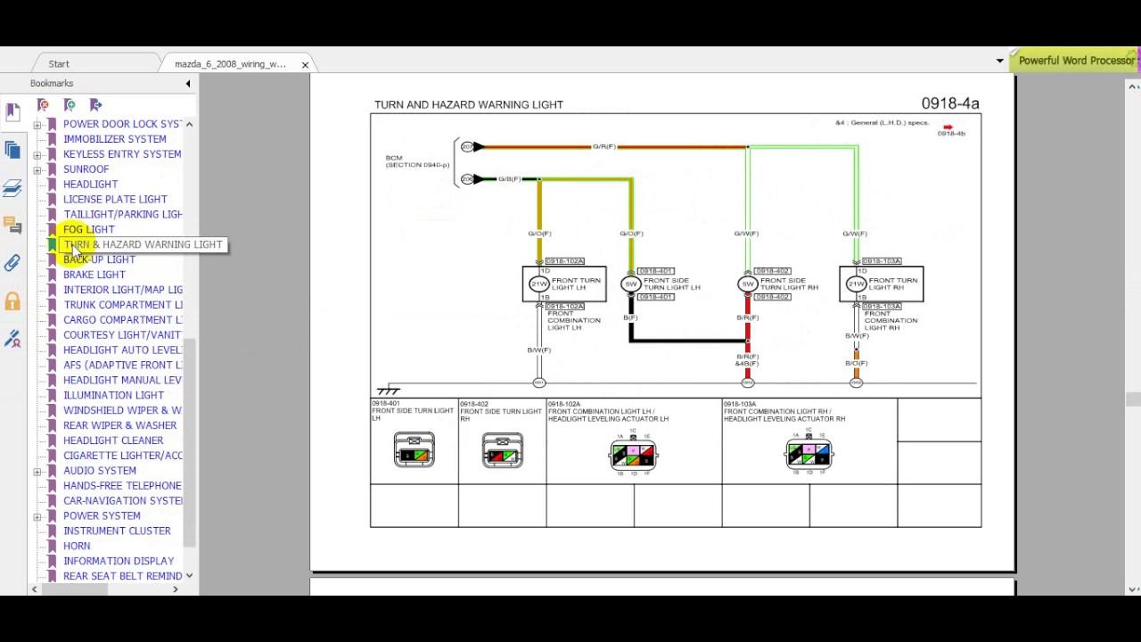 medium resolution of 2004 mazda 6 engine diagram