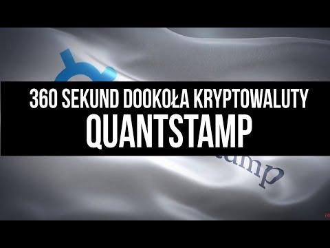 #3 | Quantstamp - krypto certyfikat dla smart kontraktów [360 sekund dookoła kryptowaluty]