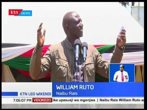 William Ruto amepinga juhudi  za kuifanyia...