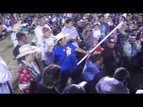 Wild Band of Comanches Southern Cloth @ Sac and Fox Powwow 2013