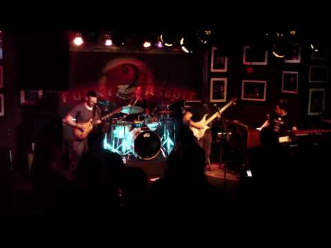 """7 Below - A Tribute To Phish """"You Enjoy Myself~Chalkdust Torture"""" The Funky Biscuit, 2-24-2017"""