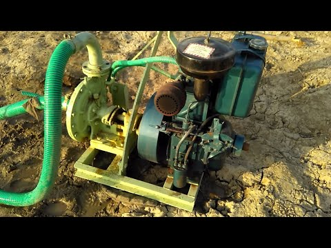 Kirloskar Engine 10 Hp Super Performance With Tractor Pin Conecter