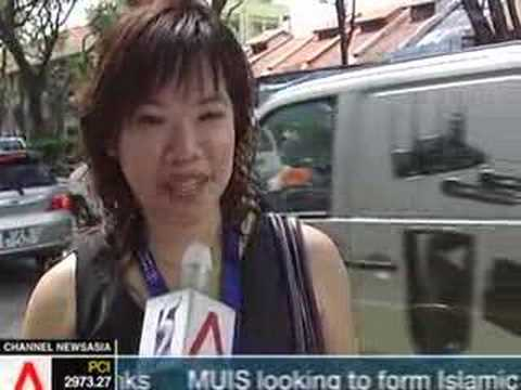 Channel News Asia Broadcasting Tremors