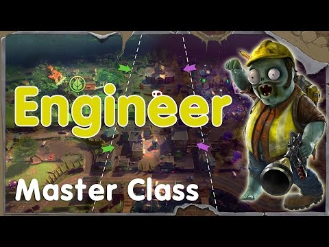 Plants Vs Zombies: Garden Warfare 2 - Engineer