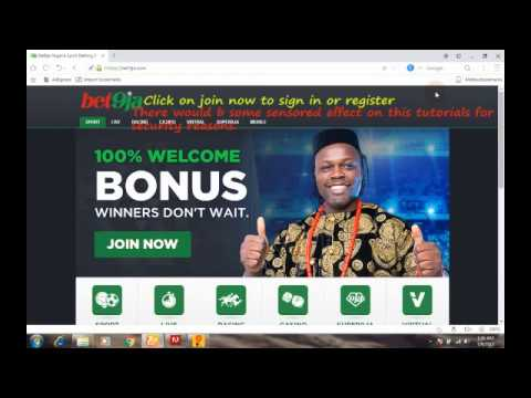 How To Add Free Money To Your Bet9ja Account