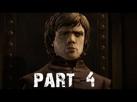 Game of Thrones Gameplay Walkthrough Playthrough Part 4 - Choosing a Sentinal (PC)